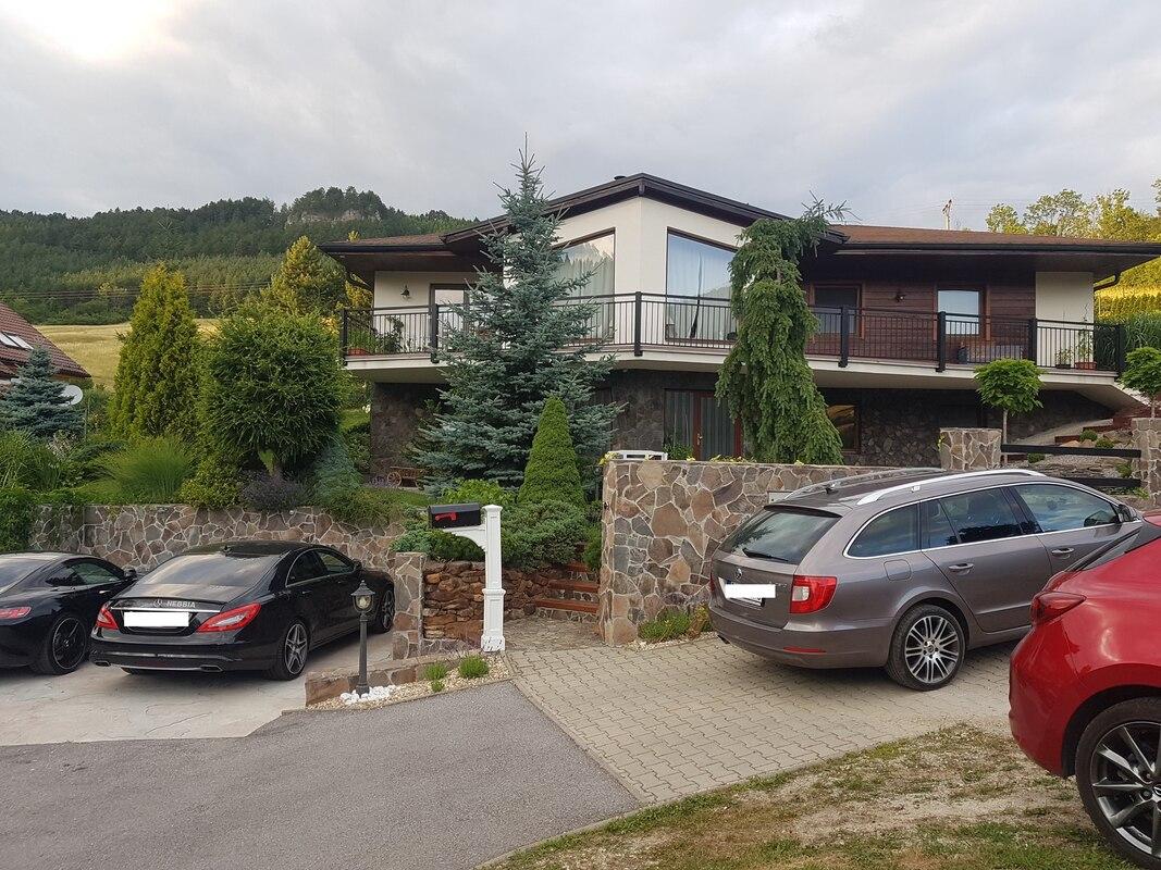 Rodinný smart dom Žilina