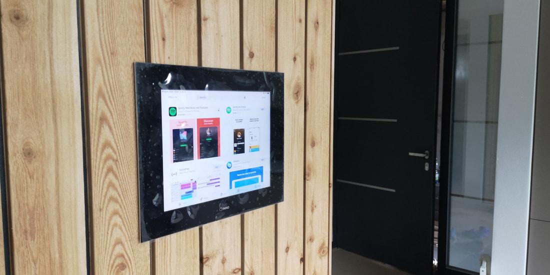 Smart inštalácia pre Apartmánový dom Zázrivá
