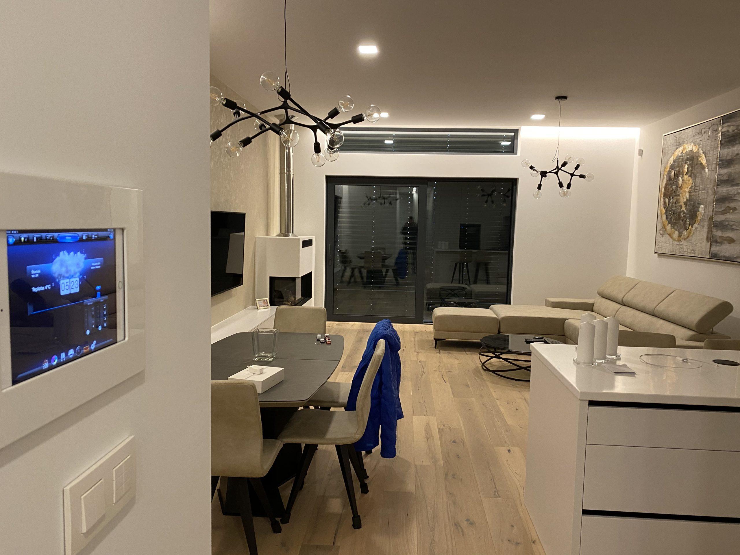 Smart rodinný dom Trnava