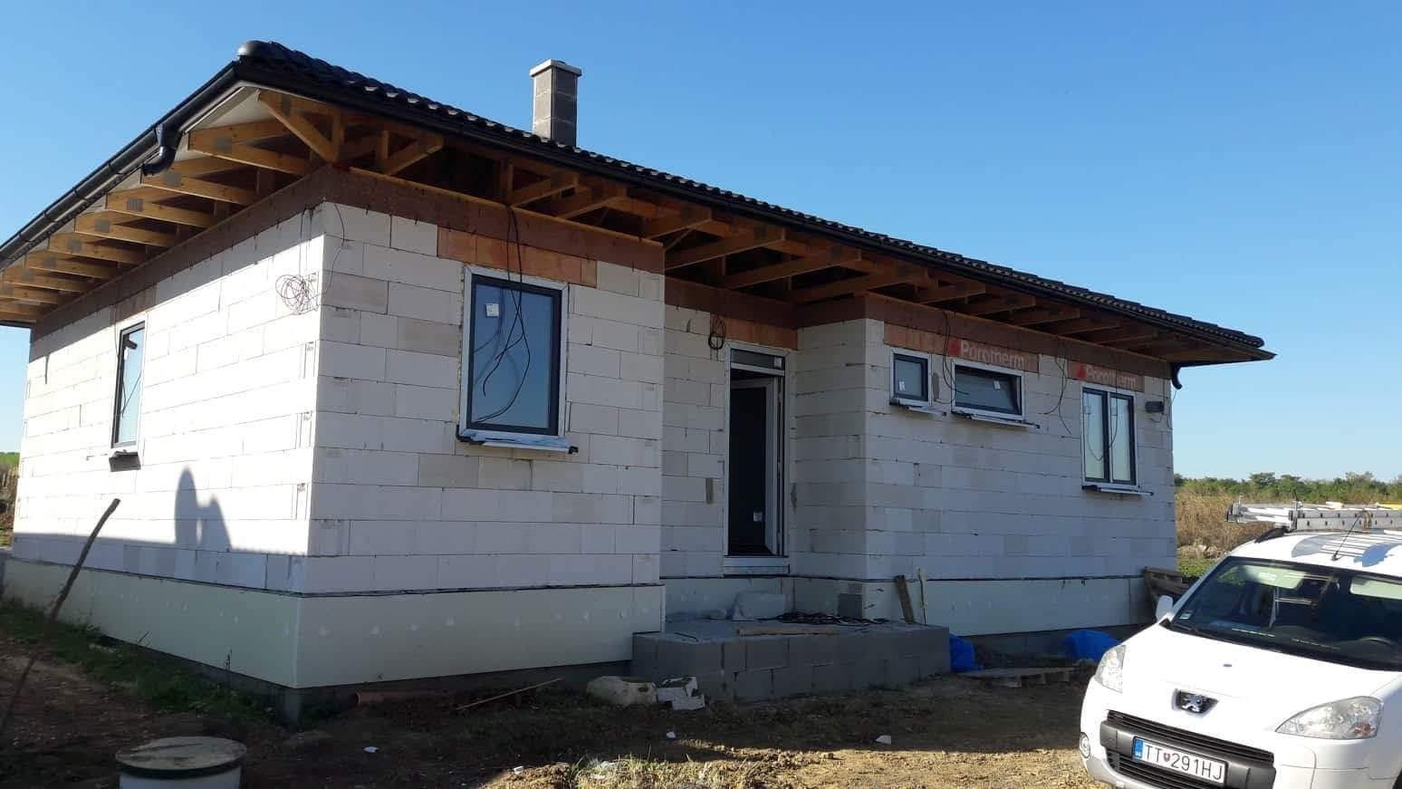 Rodinný dom Suchá nad Parnou